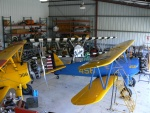Stearman maintenance